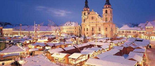 Busreis kerstmarkten