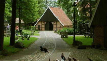Landgoed Kaamps en Ootmarsum